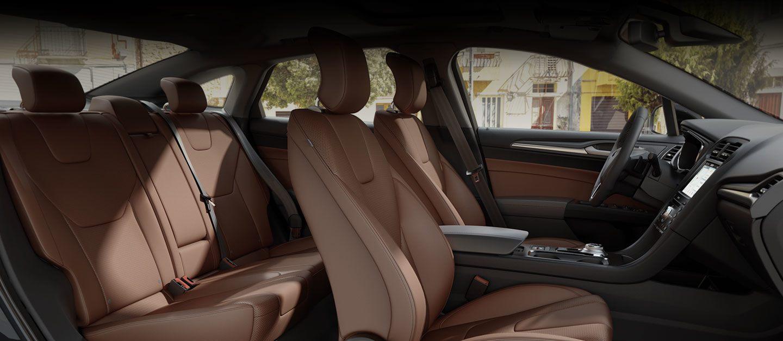 Ford Fusion 2019 Interior