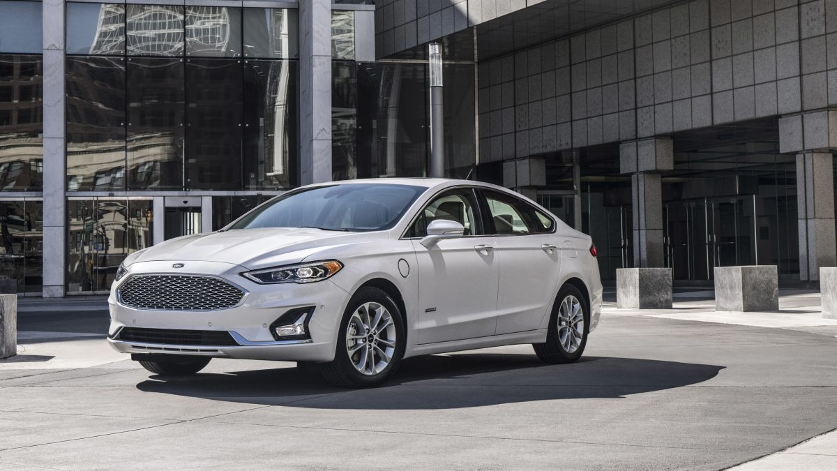 Ford Fusion 2019 exterior