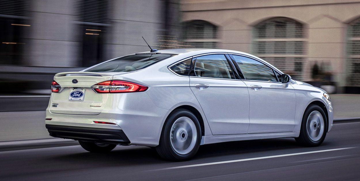 Ford Fusion 2019 Desempeño