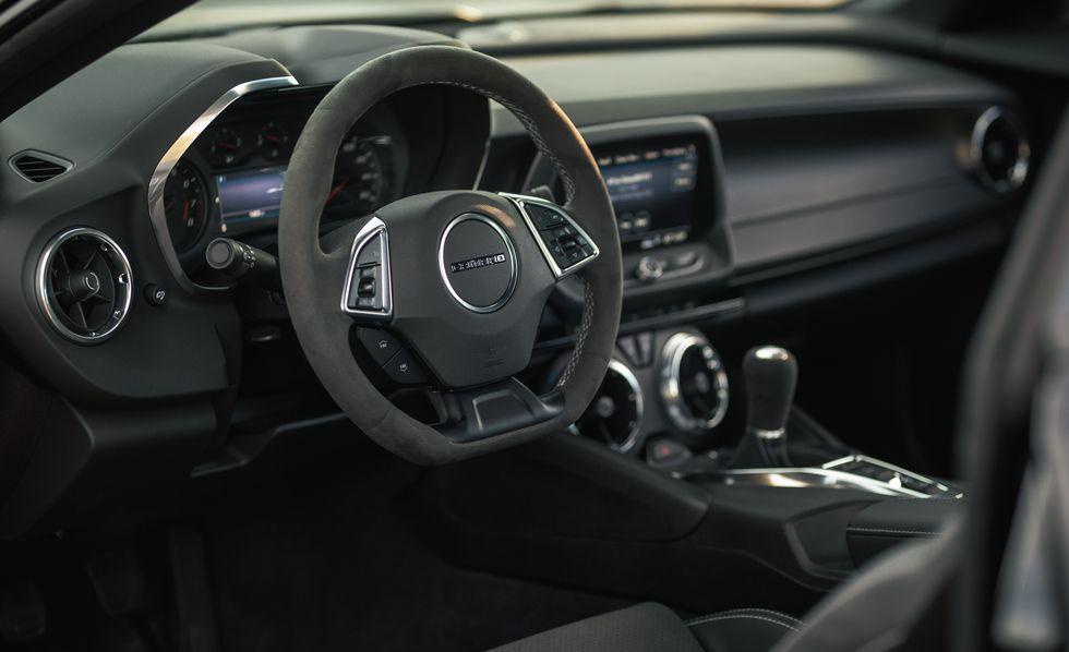 Chevrolet Camaro 2019 precio en México
