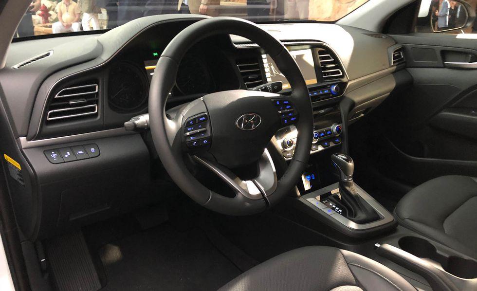 Hyundai Elantra 2019 precio en México