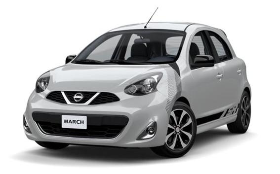 Nissan marcha precio