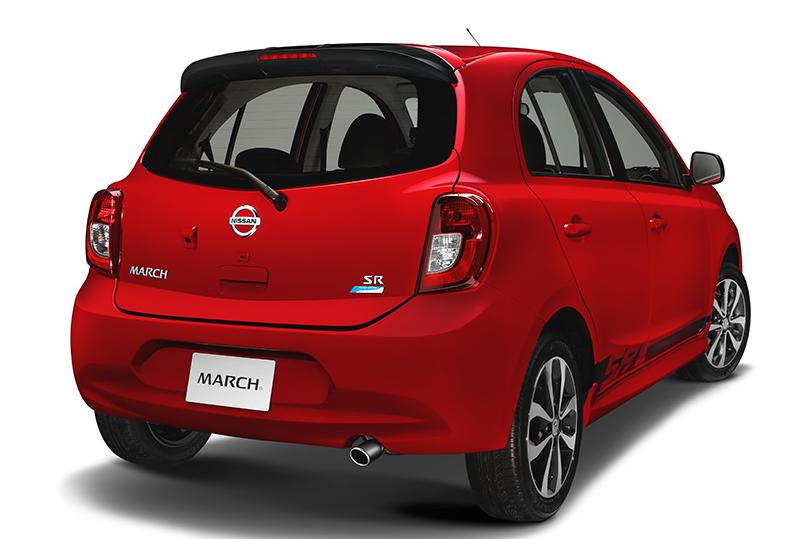 Nissan March 2019 precio en México