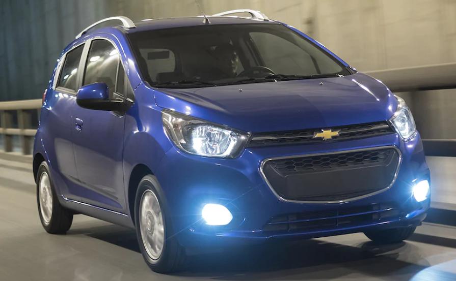 Chevrolet Beat 2019 Precios Y Versiones En Mexico