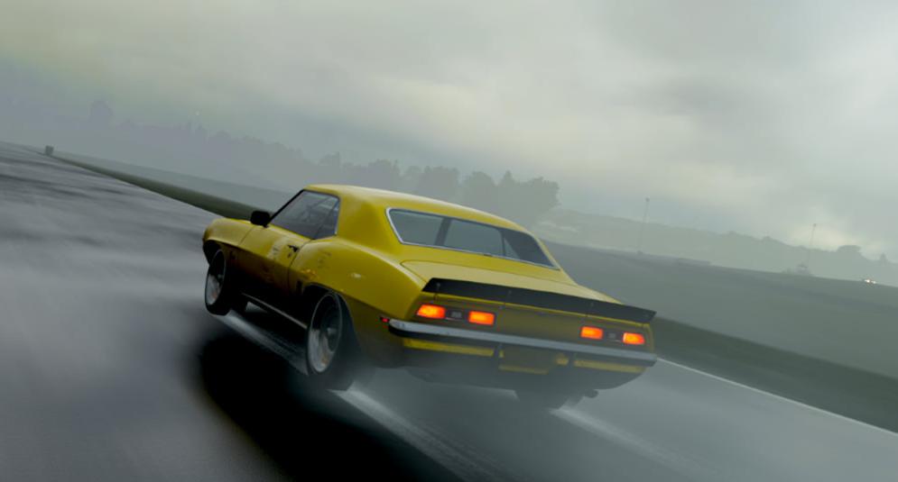 auto de videojuego