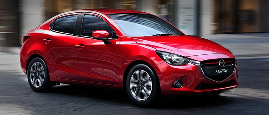 Mazda 2 i 2019