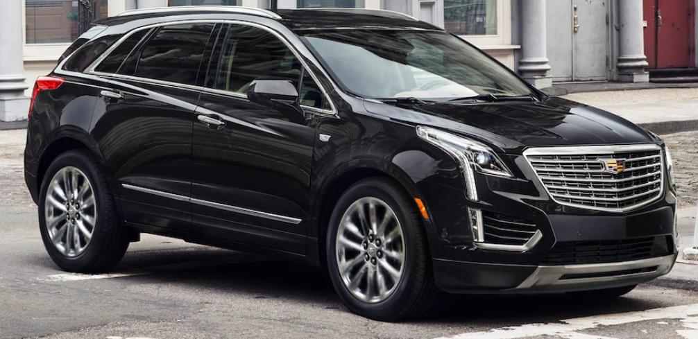 Cadillac XT5 precio