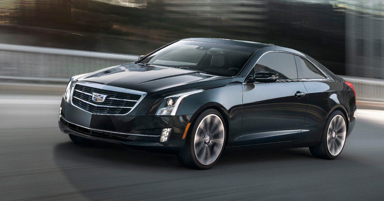 Cadillac ATS Coupé 2019