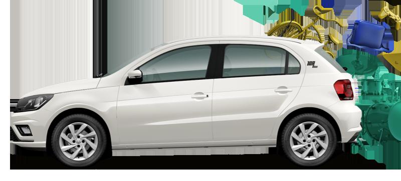 Volkswagen Gol Aniversario