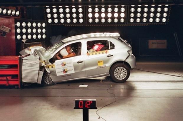 Volkswagen Gol Latin NCAP