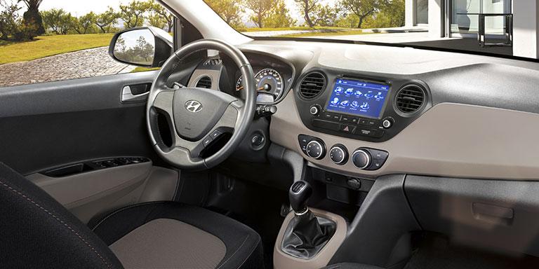 Hyundai Grand i10 Sedán