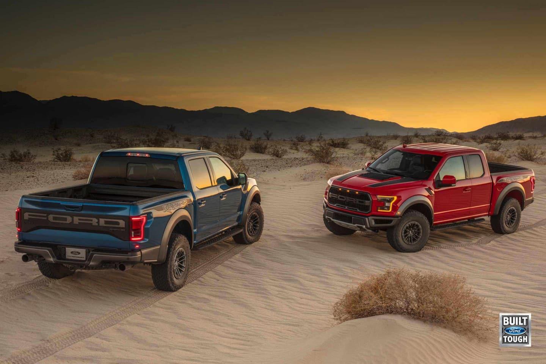 Ford Raptor 2019 Estos Son Los Precios En Mexico