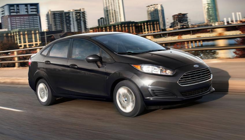 Comparativa Ford Fiesta S Tm 2019 Vs Vw Vento Comfortline 2020
