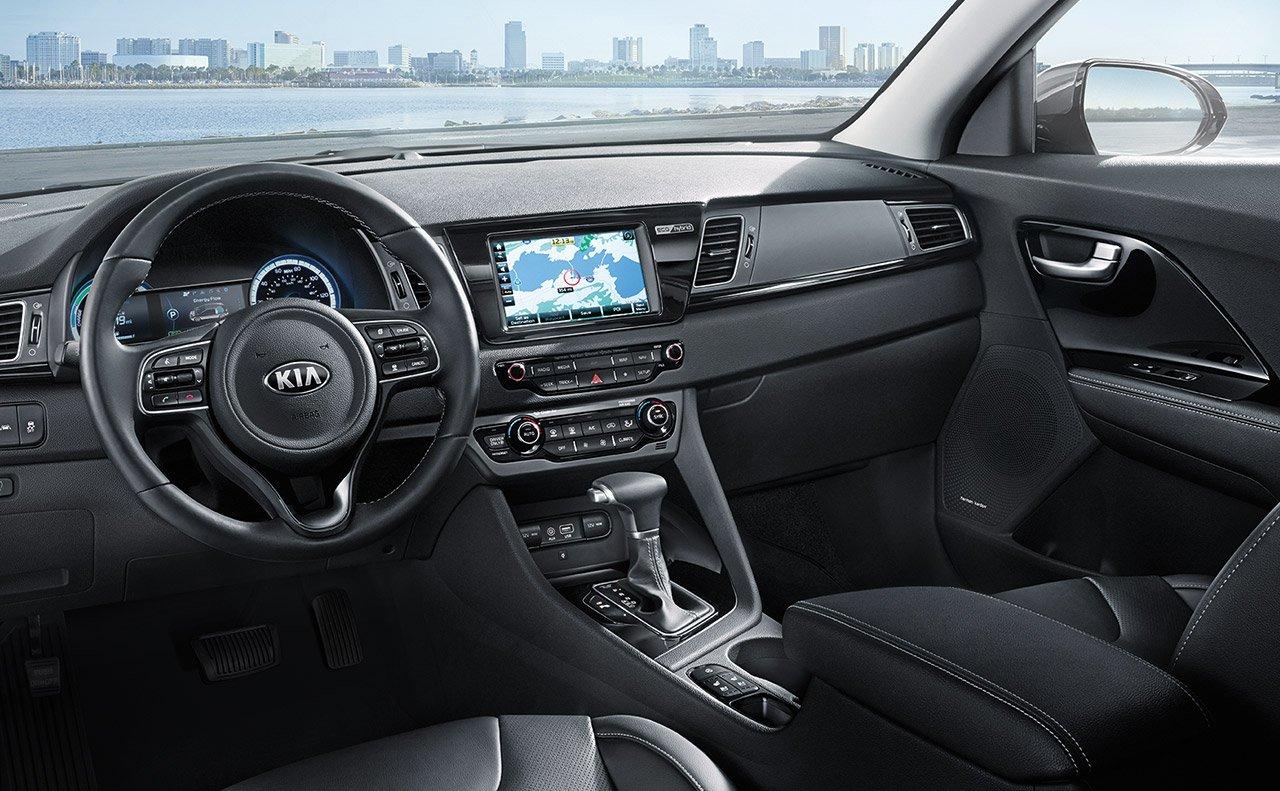 Kia Niro interior 2019