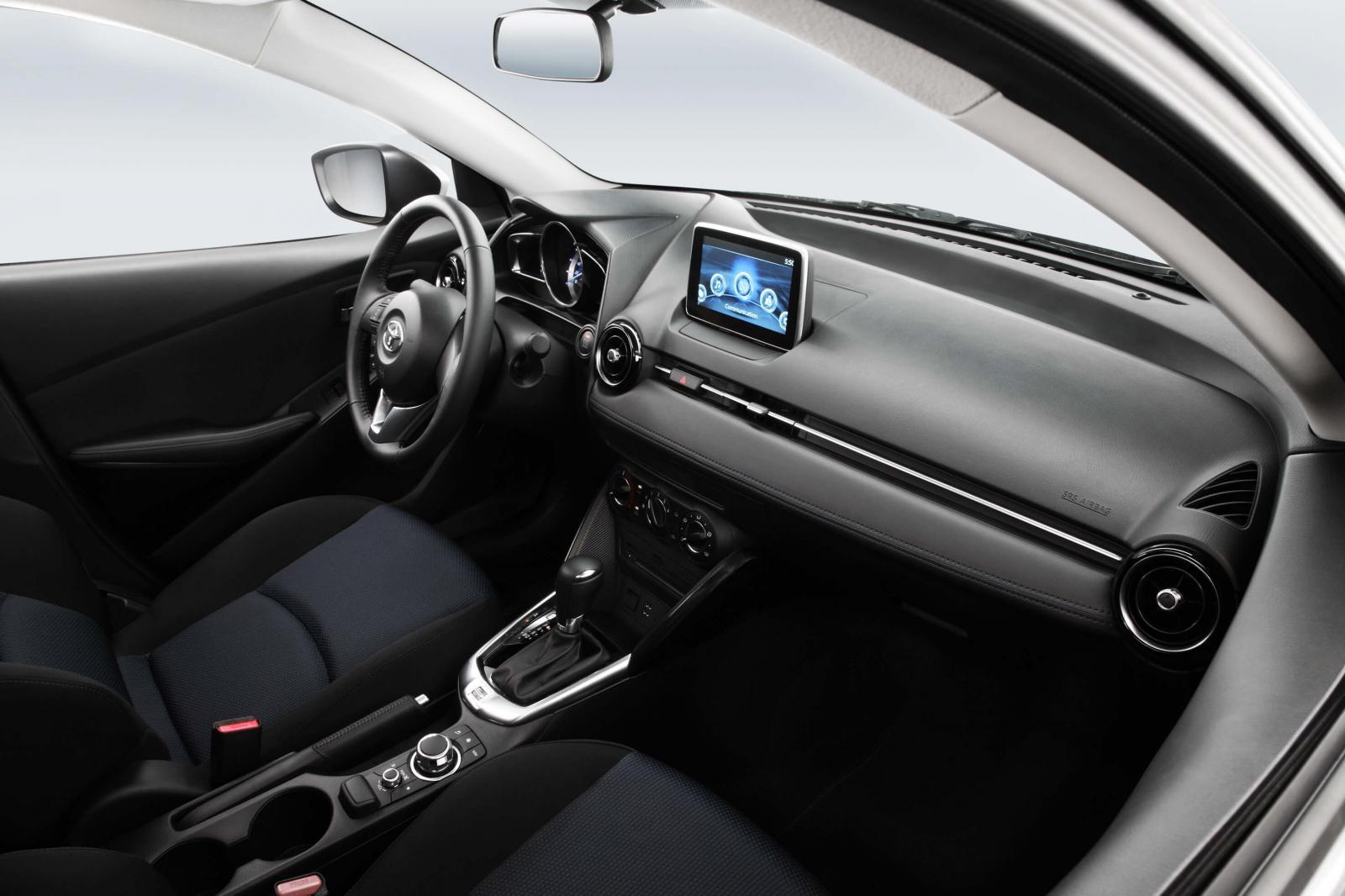 Toyota Taris R 2019 interior