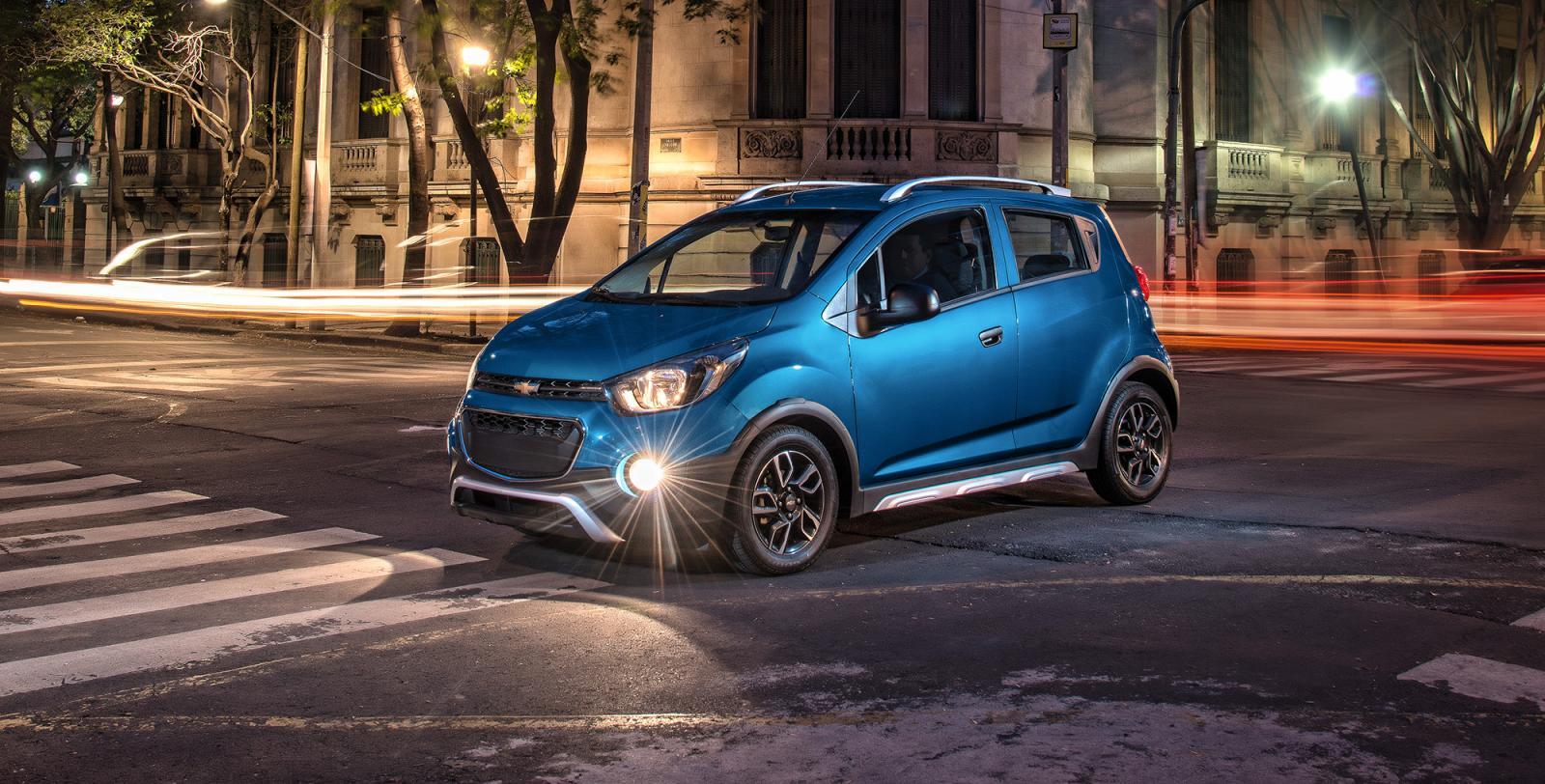 Chevrolet Beat 2020 Estos Son Los Precios En Mexico