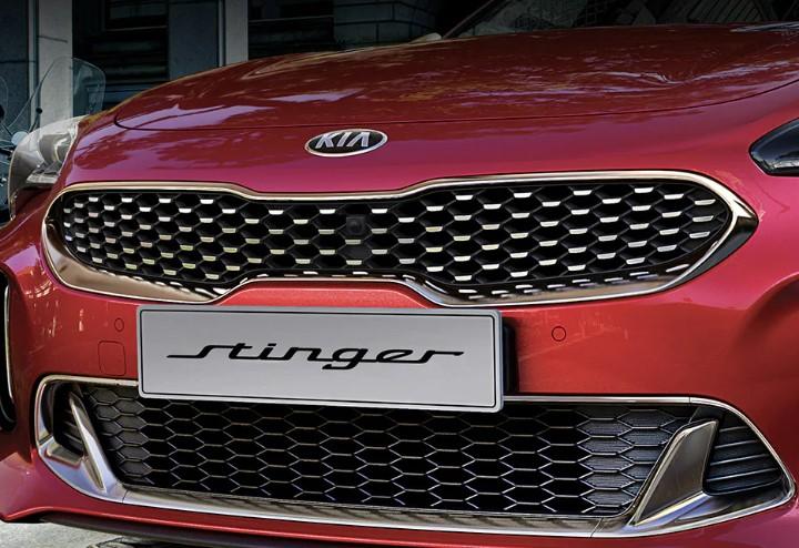 Kia Stinger EX 2019