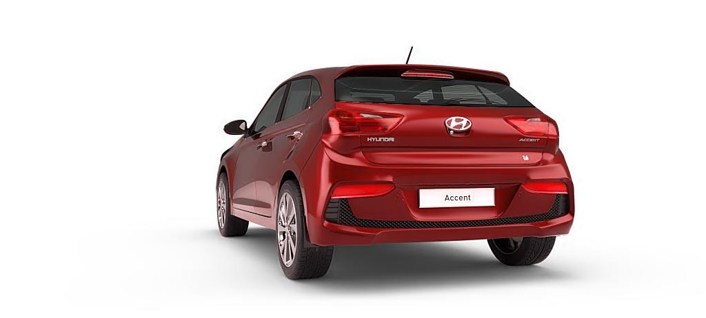 Hyundai Accent Hatchback GLS