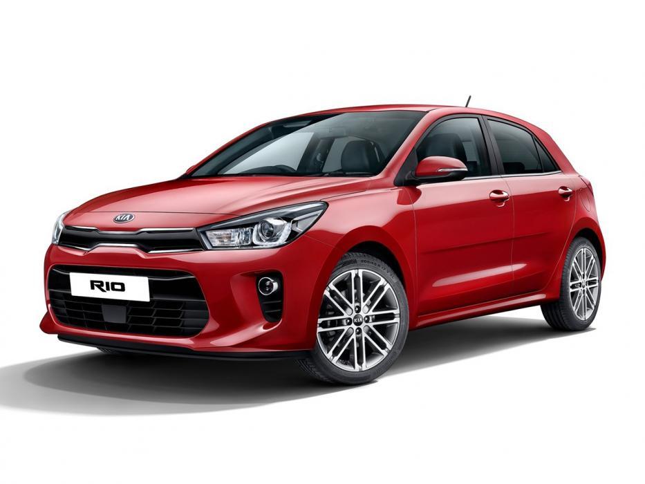 Kia Río Hatchback EX Pack