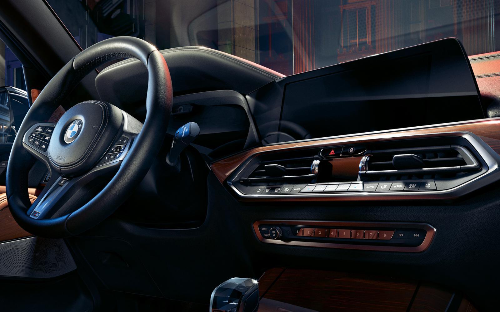 BMW X5 precio interior
