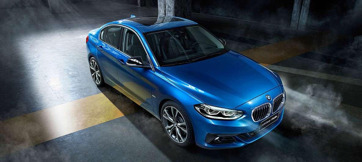 BMW 120iA Sedán