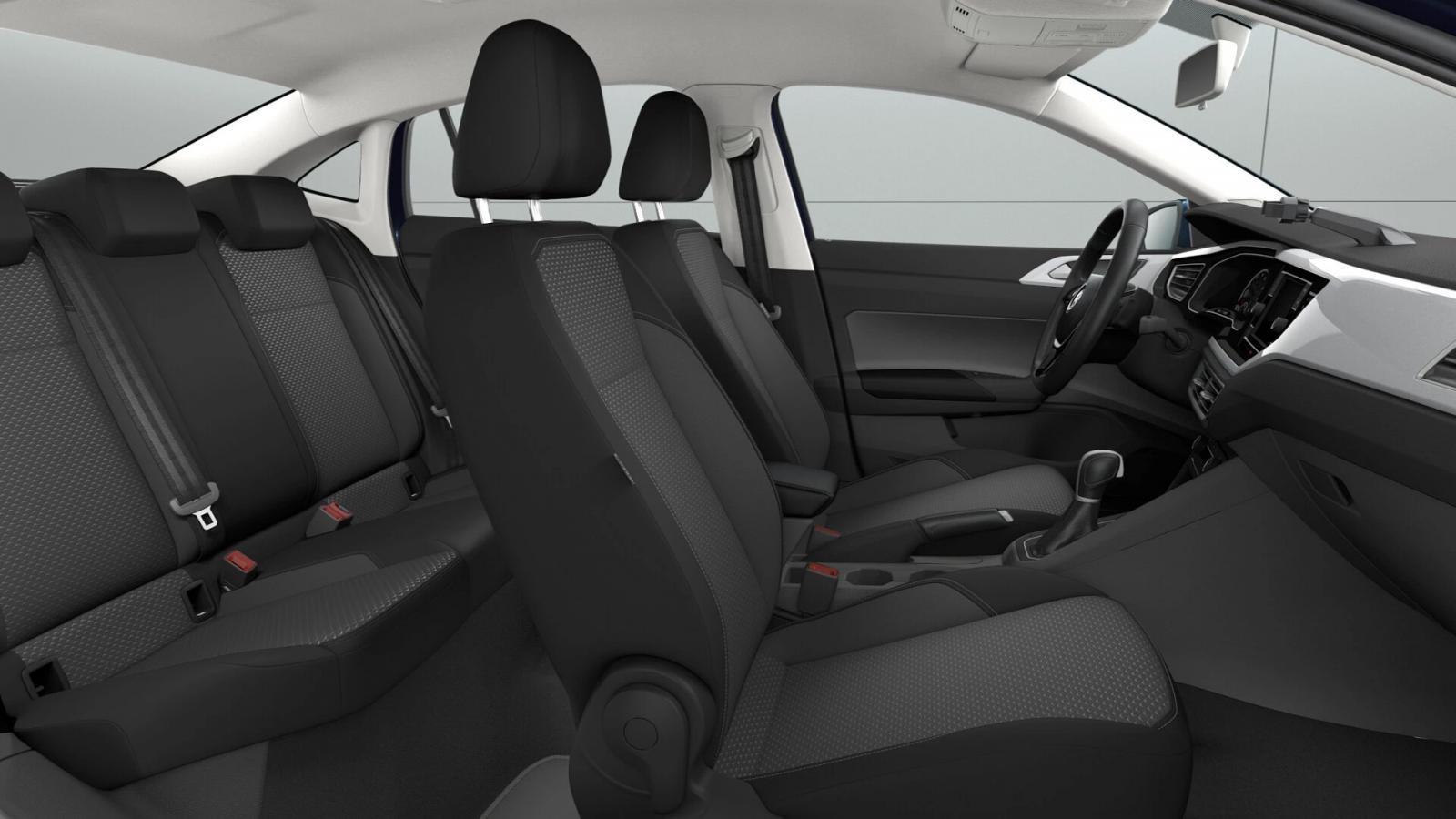 Volkswagen Virtus Precio asientos