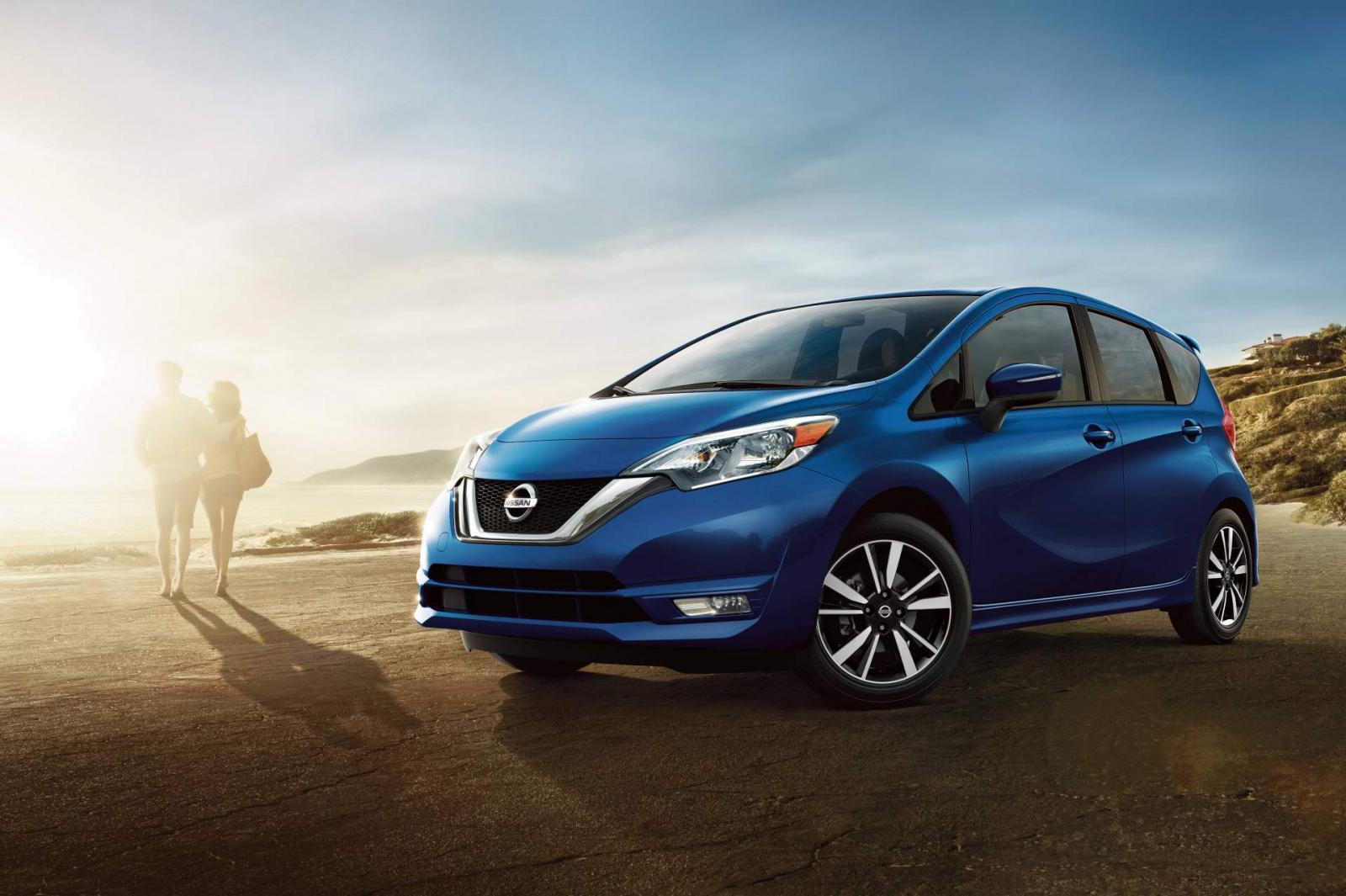 Nissan Note Advance CVT 2019