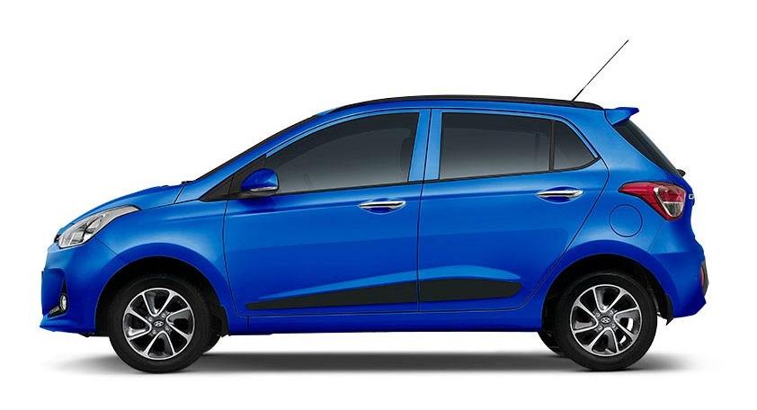 Hyundai Grand i10 Precio hatchback