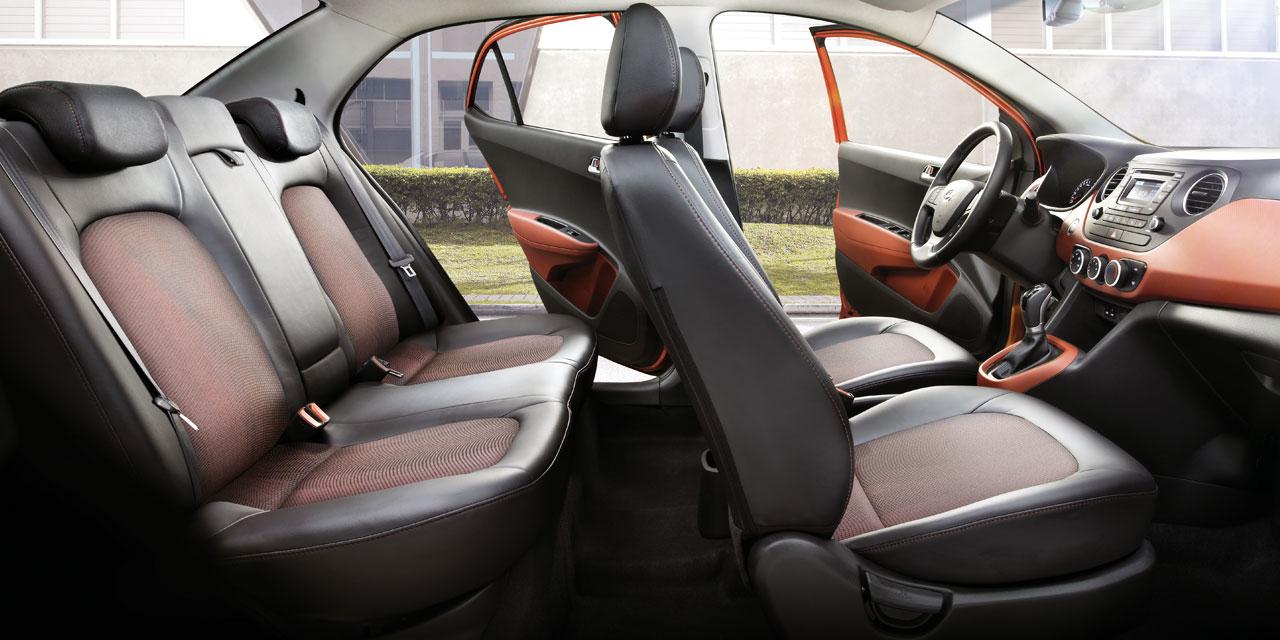 Hyundai Grand i10 Precio habitáculo interior