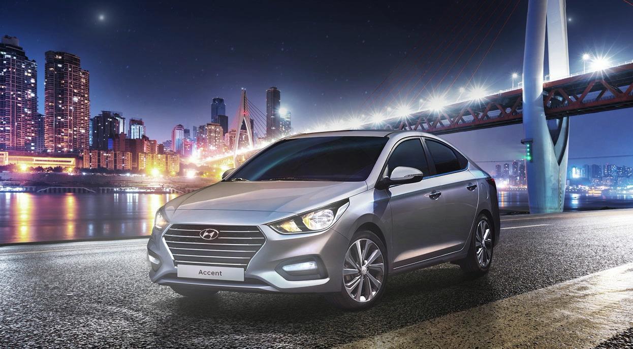 Hyundai accent 2019 precio