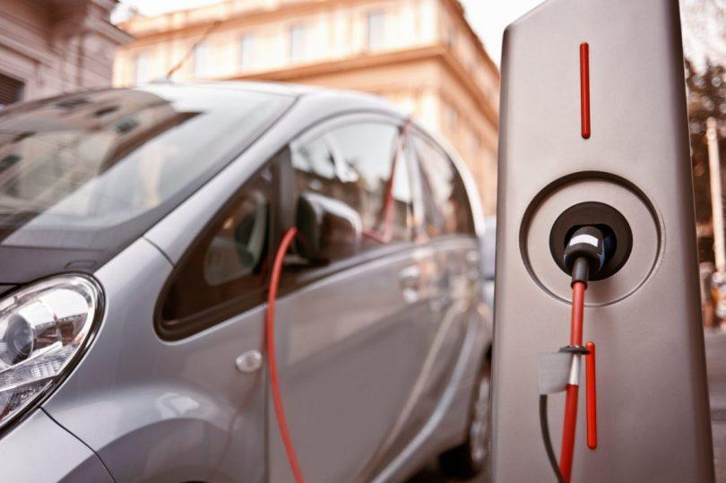 Punto de carga eléctrica