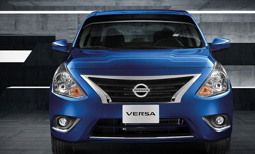 Nissan Versa Drive MT 2019