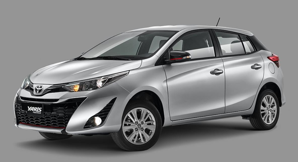 Toyota Yaris S CVT HB 2019