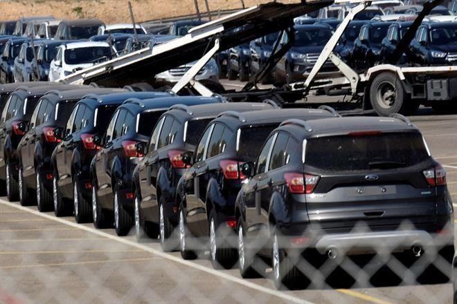 Flota de autos
