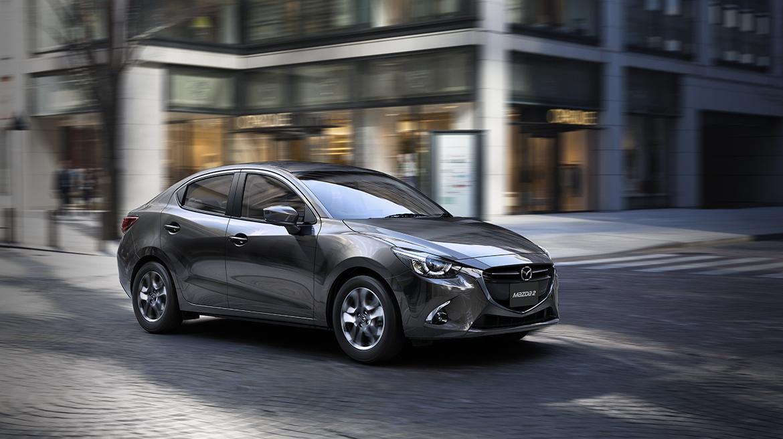 Mazda 2 Sedán 2019