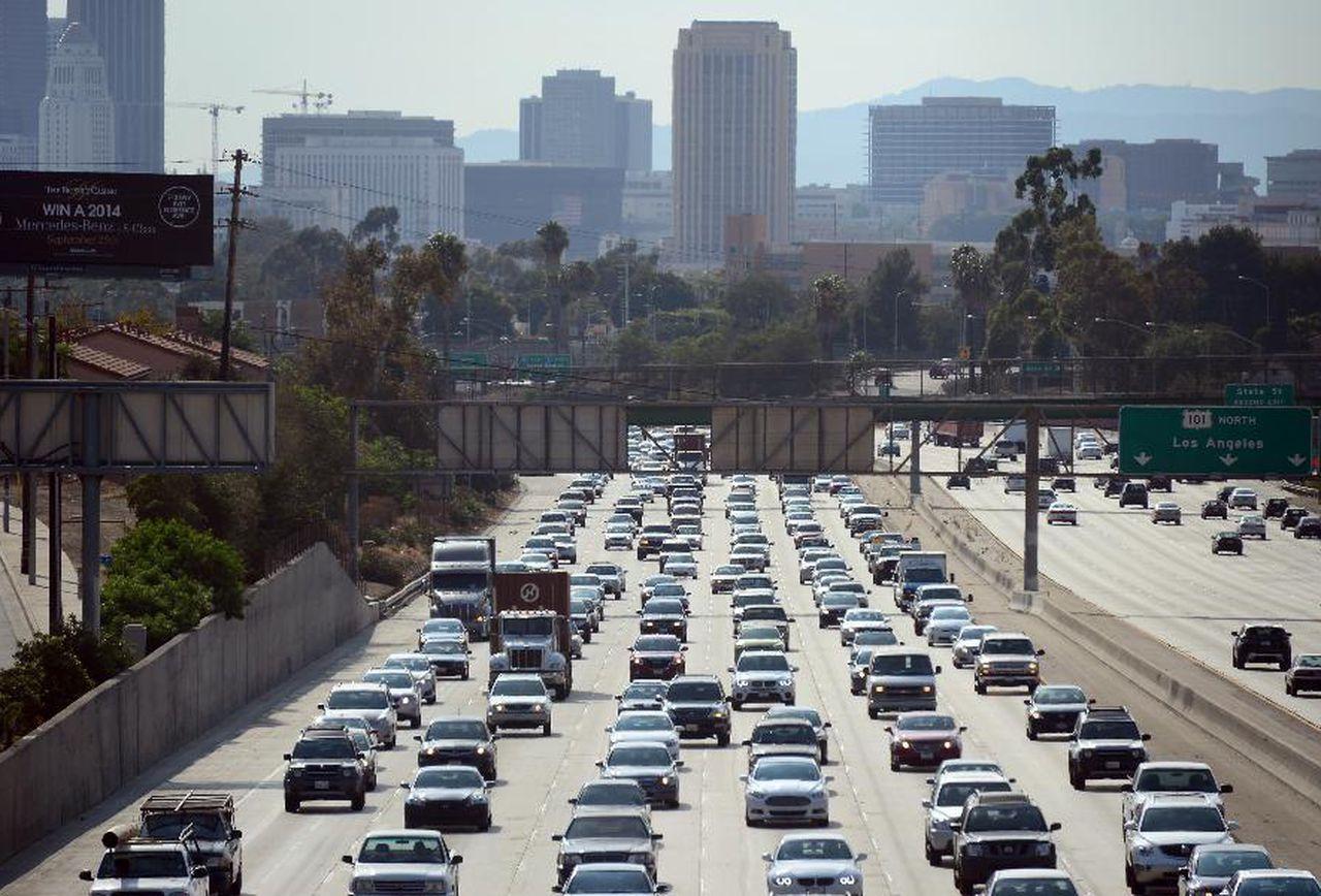 Tráfico Los Ángeles