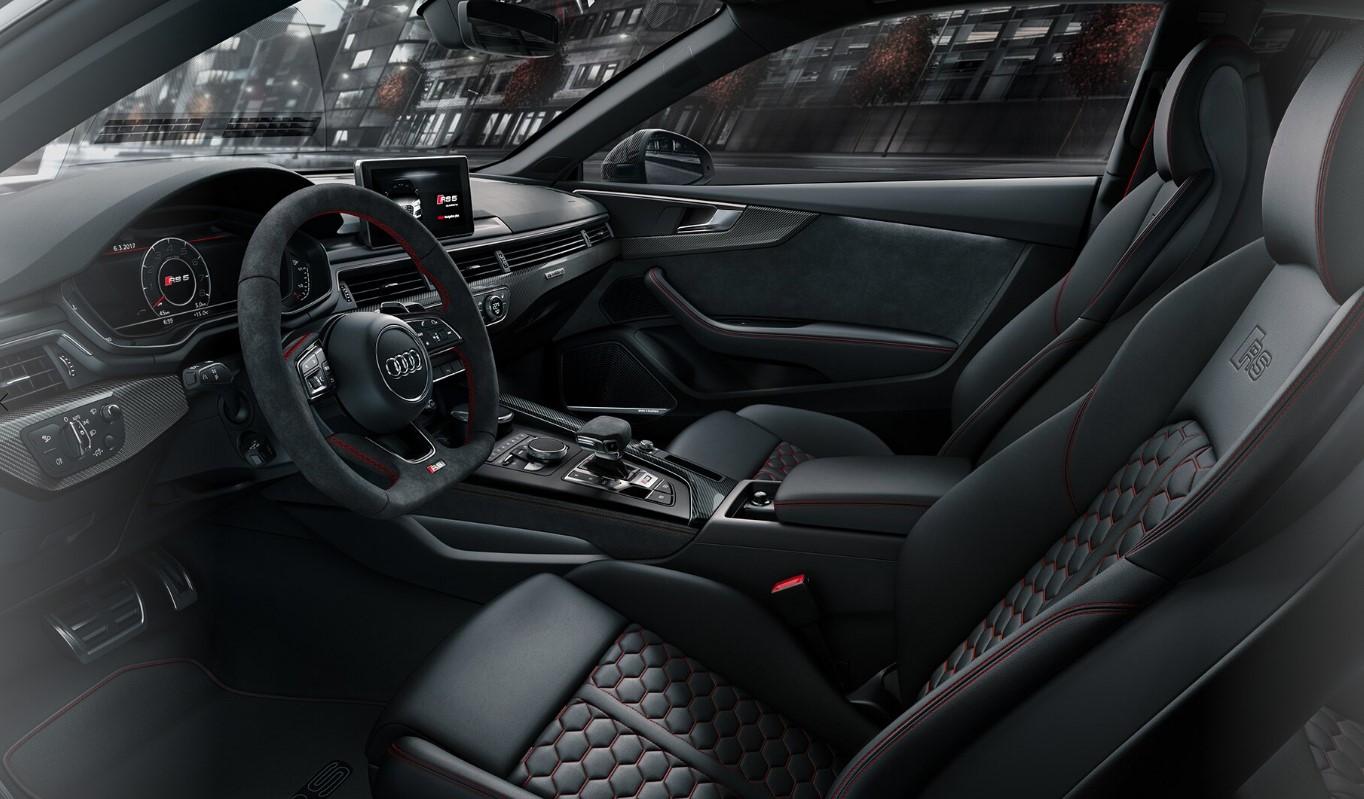 Audi RS 5 Coupé 2019