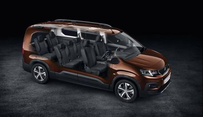 Peugeot Rifter Long Allure 2020