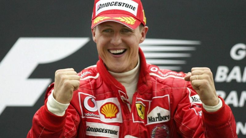 M.Schumacher