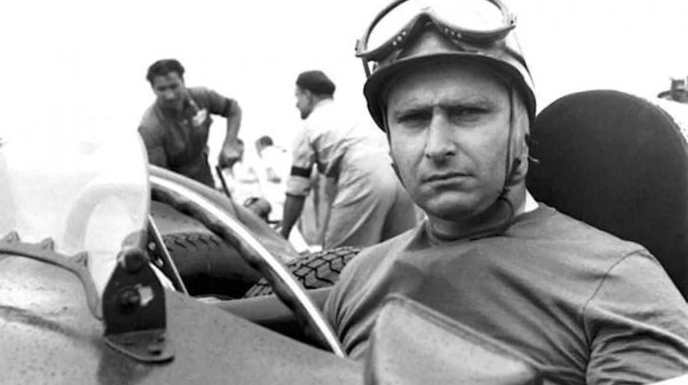 JM Fangio