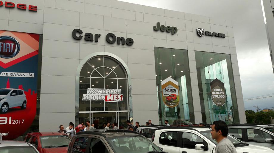 Distribuidora de FIAT México