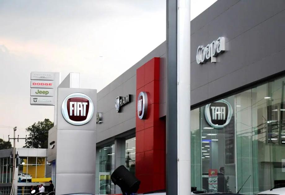 Concesionaria de FIAT