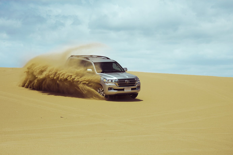Toyota Land Cruiser precio plata