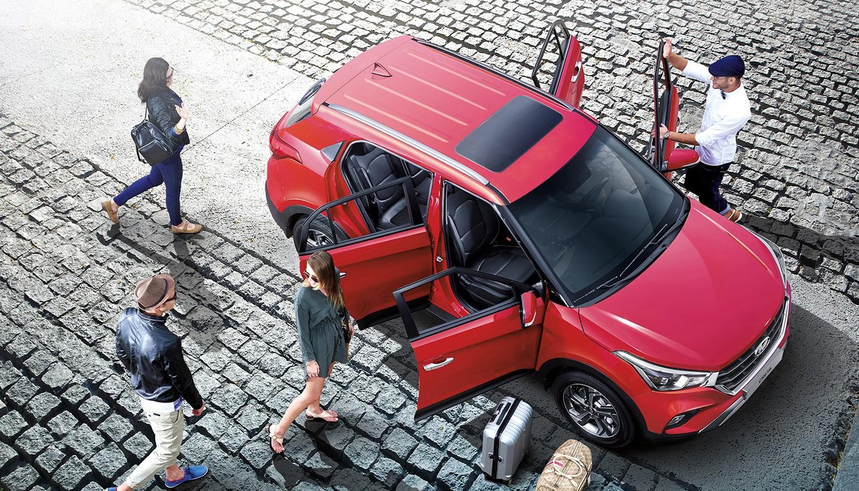 Suzuki Vitara TA 2019