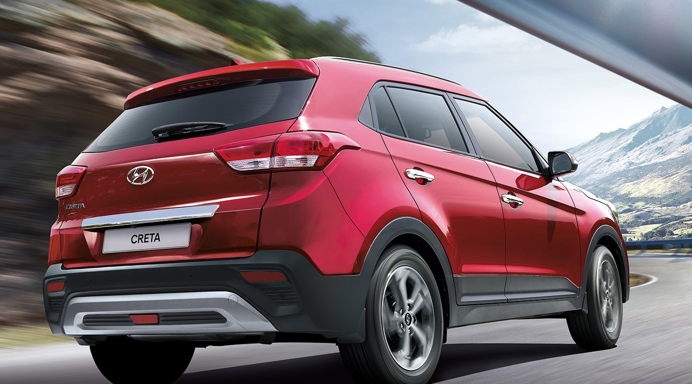Hyundai Creta GLS TM 2019