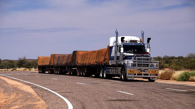 Camiones carretera