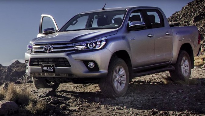 Toyota Hilux Doble Cabina Diesel TM 2019
