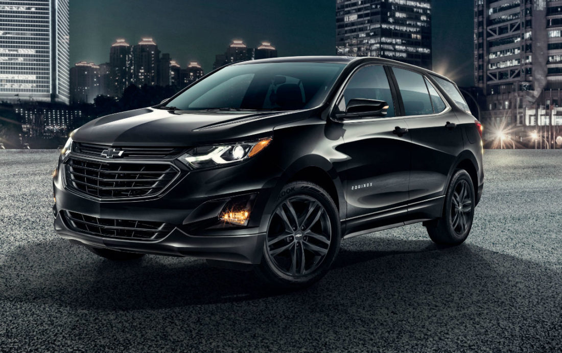 Chevrolet Equinox Midnight 2020
