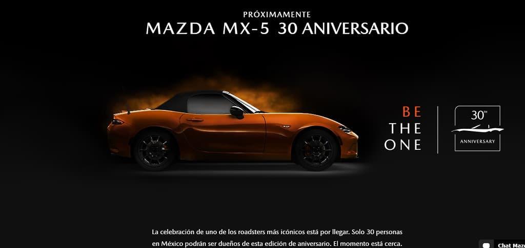 Mazda edición especial