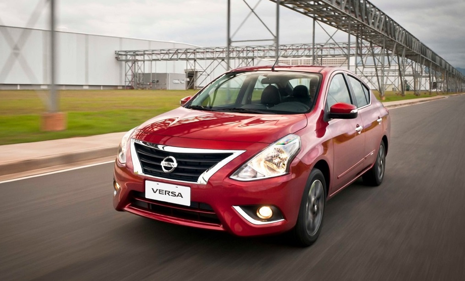 Nissan Versa Exclusive 2019